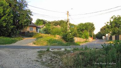 Photo: 2012.07.23 - intersectie cu Str. Castanilor si Str. Campului