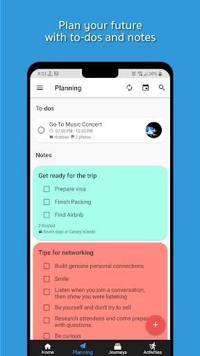 Journal it! - Bullet Journal, Diary, Habit Tracker 4.9.0.1 screenshots 2