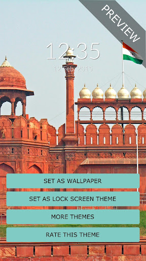 玩個人化App|Red Fort Wall & Lock免費|APP試玩
