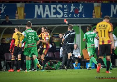 KV Mechelen moet twee duels zonder Uros Vitas verder