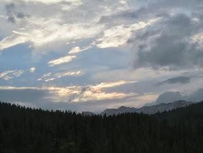 Photo: Закат в долине Ара-Ошея