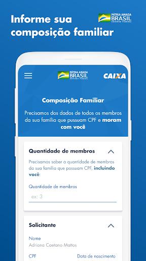 CAIXA | Auxílio Emergencial screenshot 5