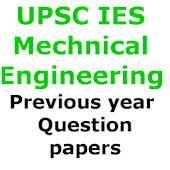 Papers for UPSC IES Mechanical