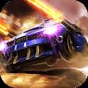 Fire Death Race:Crash Burn icon