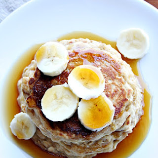 Oatmeal Peanut Butter Pancakes Recipes