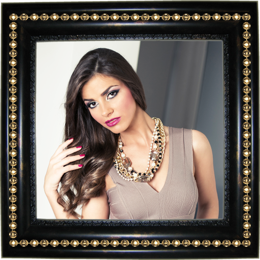 Luxury Photo Frames Icon