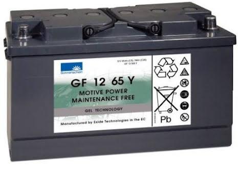 Gelbatteri Sonnenschein 12V/78Ah
