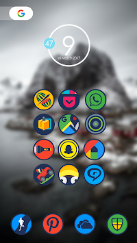Zorun - Icon Pack APK screenshot thumbnail 4