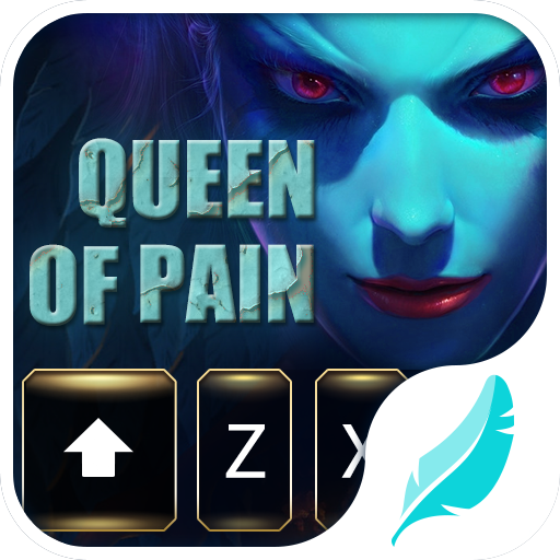 Queenofpain  for Keyboard