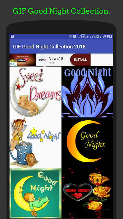 GIF Good Night Collection 2019 – (Android Apps) — AppAgg