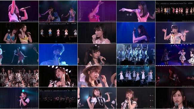 190415 (720p) AKB48 高橋朱里チームB「シアターの女神」公演 大家志津香 生誕祭