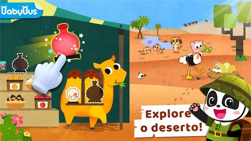 Mundo Animal do Pequeno Panda screenshot 1