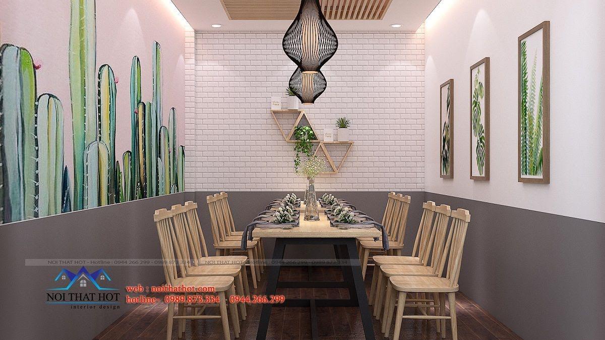 thiết kế nhà hàng trường giang 30