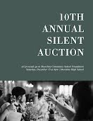 10th Annual Silent Auction - Poster item