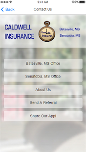 Caldwell Insurance- screenshot thumbnail