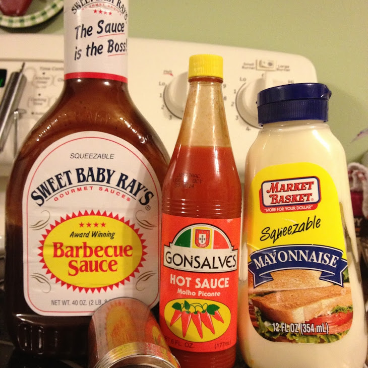 Spicy BBQ Mayo Sauce