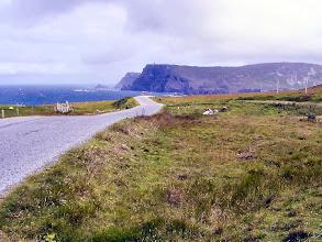 Photo: Approaching Glencolumbkille