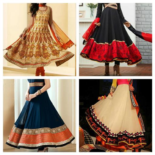 aad1a65c64b6 Anarkali Dress Designs 2018 - Apps on Google Play