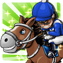 iHorse Racing: free horse racing game icon