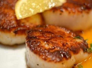 Fool Proof Seared Sea Scallops Recipe