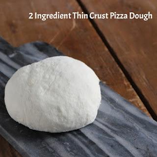 Easy Pizza Crust.