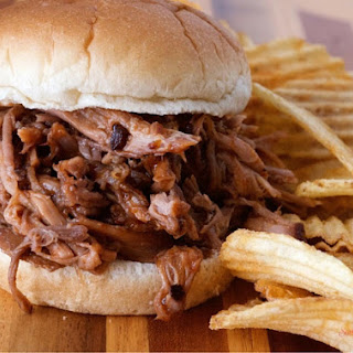 Bacon Moonshine Pulled Pork