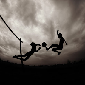 the last decision by Bonifasius Wahyu Fitrianto - Sports & Fitness Soccer/Association football ( children )