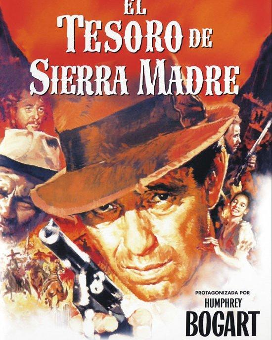 El tesoro de Sierra Madre (1948, John Huston)