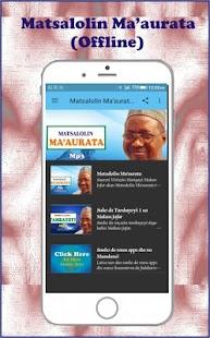 Matsalolin Ma'aurata-Jafar Mp3 - náhled