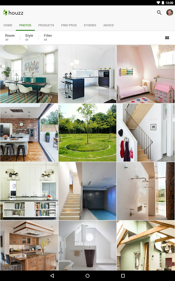 Houzz interior design ideas android apps on google play for Aplikacja houzz interior design ideas