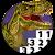 Dinosaurs Pixel Art - Sandbox Coloring