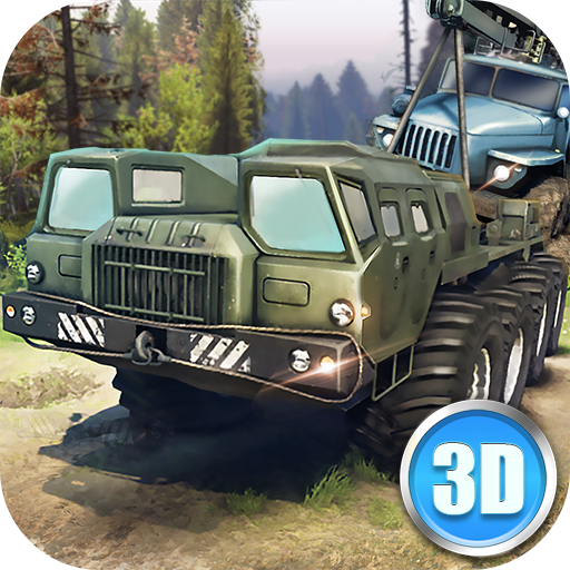 Offroad Tow Truck Simulator