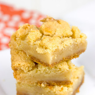 Caramel Crumble Bars.