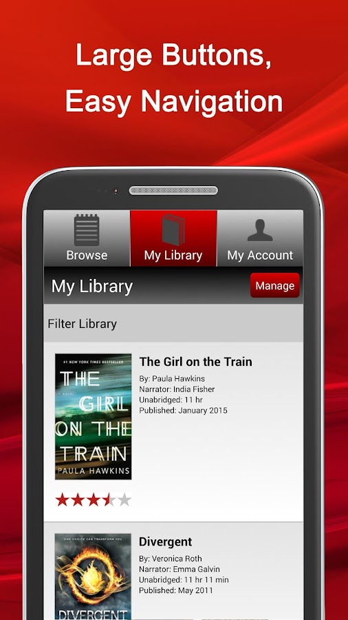 how to download audio books from google play books