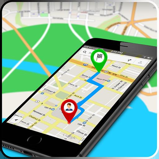 GPS Route finder Navigation Free