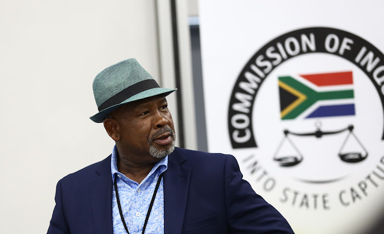 Eskom board chair Jabu Mabuza denied that he was a supplier to the organisation he leads. File photo.