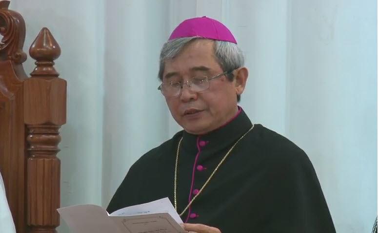 Nghi thức Tuyên thệ của Đức Tân Giám mục Luy Nguyễn Anh Tuấn - Ảnh minh hoạ 2
