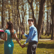 Wedding photographer Yuriy Zaika (YuriZaika). Photo of 09.05.2014