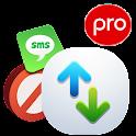 Chan cuoc goi va SMS Pro icon
