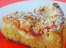 Cream Cheese And Raspberry Coffee Cake Recipe