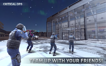 Critical Ops APK screenshot thumbnail 9