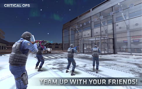Critical Ops (Mod, Unlimited Bullets) 9