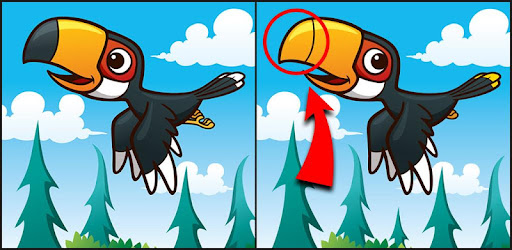 free spot the difference games for android