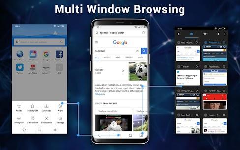Web Browser & Explorer 2.9.6 10