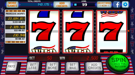 Play Penny Slot Machines Online  Best Selection of Vegas
