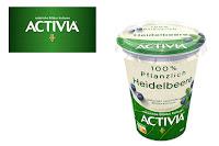 Angebot für ACTIVIA 100% Pflanzlich                                                Heidelbeere im Supermarkt