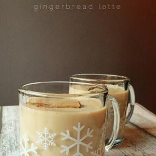 Gingerbread Latte.