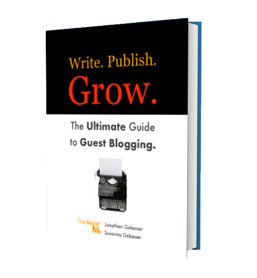 Write. Publish. Grow.