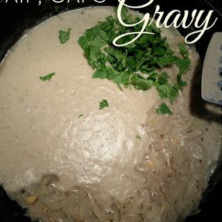 Puerto Rican Onion Gravy