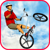 BMX Action Bike